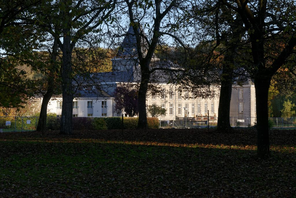 Château d'Ochain