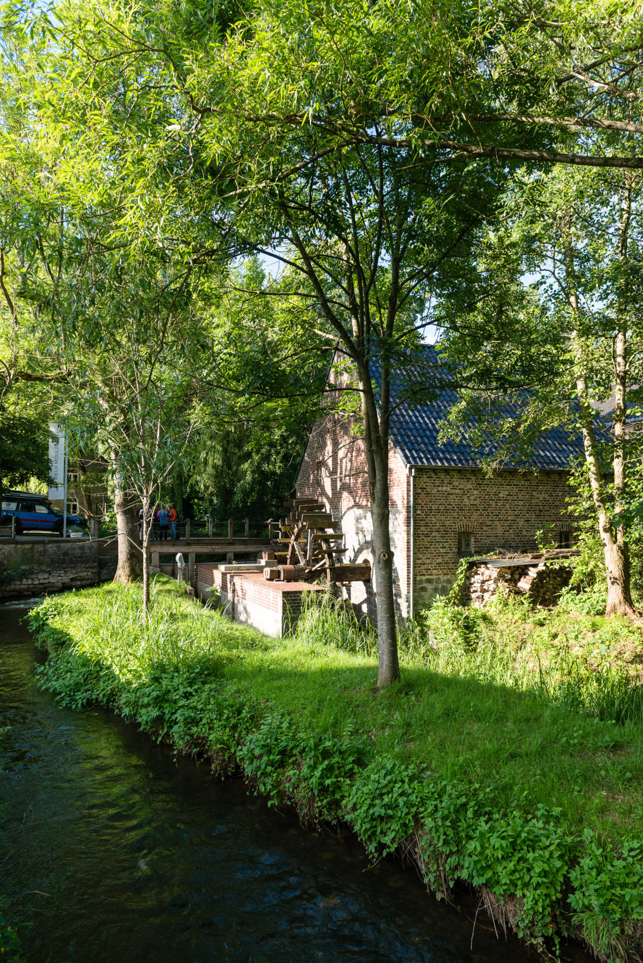 Photo Aval Moulin d'Eprave